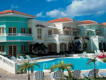 Отель Comodoro Гавана общий вид