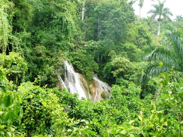 Topes de Collante, Trinidad
